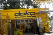<span style='font-weight:300;'>Nouvel étaiement pour le bâtiment</span><br/>DOKA-Algérie lance le Staxo 40