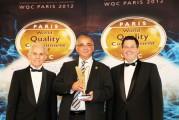 <span style='font-weight:300;'>Trophée Golden qualité</span><br/>Lae sacré à Paris pour la qualité de gestion et des prestations