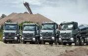 <span style='font-weight:300;'>Lancement mondial</span><br/>Mercedes Arocs, le nouveau conquérant des chantiers