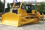 Komatsu, 1er fournisseur du marché des bulldozers