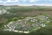 <span style='font-weight:300;'>Grands chantiers 2013</span><br/>Les travaux de réalisation de la nouvelle ville d'El-Ménéa