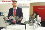 1re participation de Honeywell Transportation Systems et Turbo Garret à Equip Auto 2013