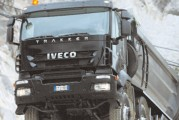 <span style='font-weight:300;'>Evolution sur le marché des plus de 16  tonnes</span><br/>IVECO enregistre une forte progression sur la période 2011 à avril 2013