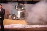 <span style='font-weight:300;'>Lancement commercial</span><br/>Les nouvelles versions des deux modèles Volvo FH et FMX arrivent sur le marché algérien