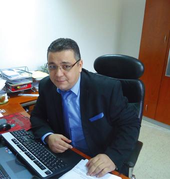M. Fayçal Tihal, directeur général de Cogetp