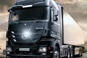 <span style='font-weight:300;'>Marché du camion poids lourd +16 tonnes</span><br/>Mercedes se décline en beauté