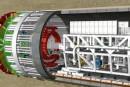 Les micro-tunneliers Herrenknecht pour traverser des géologies différentes