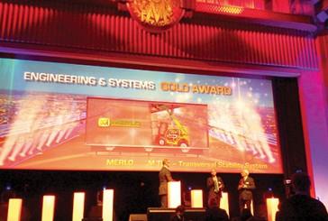 <span style='font-weight:300;'>Intermat Innovation Awards 2015</span><br/>Merlo, Liebherr, WackerNeuson sacrés médaille d'or