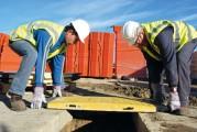 <span style='font-weight:300;'>Sécurité sur les chantiers</span><br/>Plaques pour les routes et les chantiers