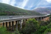 <span style='font-weight:300;'>Parc ouvrages d'art de 1962 à 2014</span><br/>10 000 OA et 25 km de tunnels  en Algérie