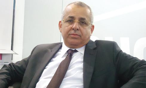 Nacerdine Nadjoui, P-DG Taouab
