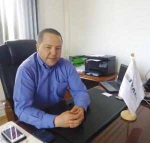 Ben Omrane Sofiane, deputy general manager Ival Spa