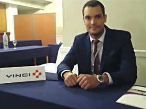 Amine Helali, directeur commercial pour l'Algérie