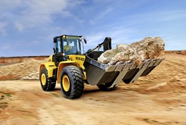 <span style='font-weight:300;'>New Holland Construction à Bauma conexpo Africa</span><br/>Retro chargeurs, niveleuses, chargeuse et télescopique à l'honneur