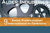 ALGER INDUSTRIES : du 05 au 8 octobre 2015