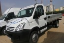 Iveco DAILY châssis cabine made in Algérie bientôt dans l'usine d'Ival