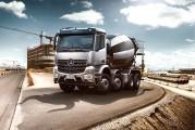 <span style='font-weight:300;'>Mercedes</span><br/>Arocs, un nouveau venu sur les chantiers
