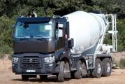 <span style='font-weight:300;'>Renault Trucks</span><br/>Alerte anti-renversement pour les toupies à béton disponible sur le 8&#215;4