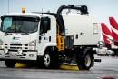 Triple A présente ses solutions pour le nettoyage, dépoussiérage  industriel et balayeuse de voierie