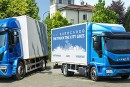Nouvel Eurocargo élu « International Truck of the Year 2016 »