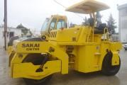<span style='font-weight:300;'>Compacteur pneumatique vibrant 9 tonnes</span><br/>Sakai GW750 pour révolutionner le compactage