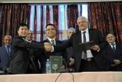 Construction et exploitation du port de Cherchell attribués au chinois CSCEC – CHEC