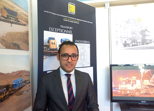 Sadat Mohamed-Amine, directeur exécutif marketing Transmex