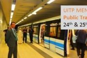 <span style='font-weight:300;'>UIPTMena organise un séminaire à Alger les 24 et 25 octobre 2016</span><br/>Transport public avec emprise exclusive au menu