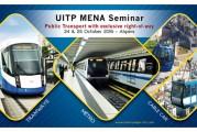 <span style='font-weight:300;'>7e Séminaire UITP MENA à Alger les 24 et 25 octobre 2016</span><br/>Gestion et financement des systèmes de transport au menu