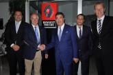 <span style='font-weight:300;'>Joint venture Renault Trucks et le groupe BSF Souakri</span><br/>Pacte d'actionnariat signé à Lyon le 25 août 2016