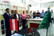 <span style='font-weight:300;'>Inauguration officielle du Showroom KM WOOD à Alger</span><br/>Présentation des dernières innovations du bois autrichien de la société Fritz EGGER