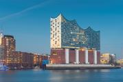 <span style='font-weight:300;'>Elbphilharmonie, le nouveau patrimoine culturel de Hambourg</span><br/>30 mélanges de béton sur mesure et  63 000 m3 de béton consommé