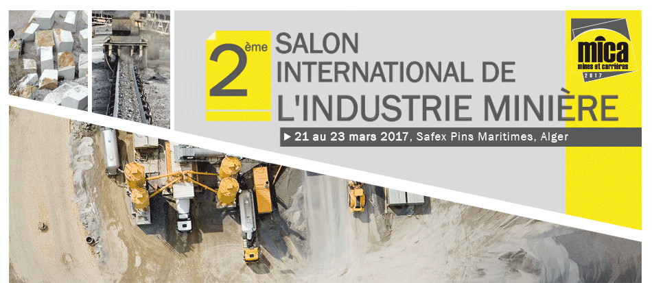 salon industrie miniere