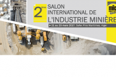 MICA'2017 : 2ème Salon International de l'Industrie Minière du 21 au 23 Mars