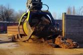 <span style='font-weight:300;'>Séparation sur le chantier devient plus avantageuse </span><br/>Godet cribleur  MB Crusher MB-S14 : 4e génération dédiéé  pour le recyclage