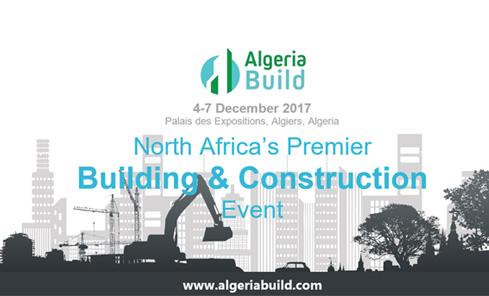 affiche algeria Build 2017