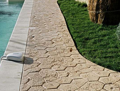 lafarge -empreinte beton