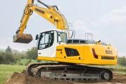 Lieberr lance la Pelle de démolition compacte R926 à Matexpo2017