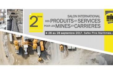 <span style='font-weight:300;'>Salon des carrières et Mines</span><br/>2e MICA 2017 ouvre ses portes aujourd'hui 26 septembre à la Safex