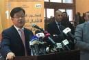 Les trois messages de l'Ambassadeur de Chine en Algérie à Sitp 2017
