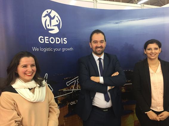 Geodis logistic