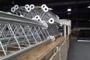 Le fabricant SIMEG  des candelabres prospecte de nouveau le marché algérien