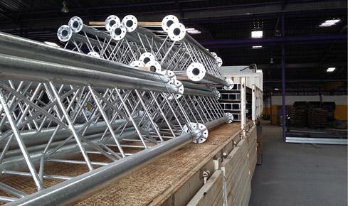 <span style='font-weight:300;'>Equipement travaux publics</span><br/>Le fabricant SIMEG  des candelabres prospecte de nouveau le marché algérien