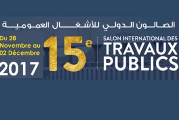 SITP 2017 :  Le rendez-vous annuel des professionnels du BTP en Algérie et au Maghreb repoussé au 28 novembre