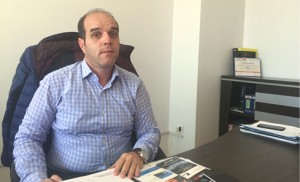 Ferhah Ghani, Directeur Général de Fmc