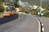 Des machines Wirtgen sur l'élargissement de routes à Cape Town