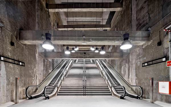 metro barc