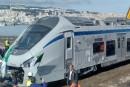 Le premier Coradia Alstom livré à la SNTF