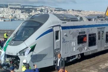 <span style='font-weight:300;'>Transport :</span><br/>Le premier Coradia Alstom livré à la SNTF