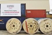 Elsewedy Electric Algérie exporte 20 millions de dollars de câbles électriques